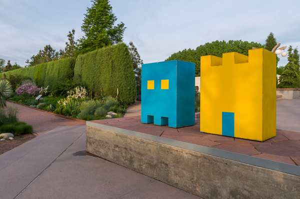 Denver Botanic Gardens - Mike Whiting - Ghost and Castle